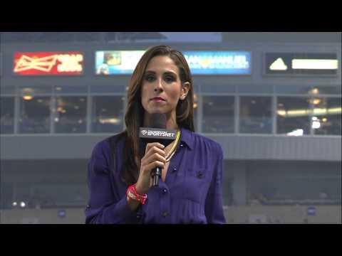 Video: D.C. United honor Landon Donovan | #ThanksLD