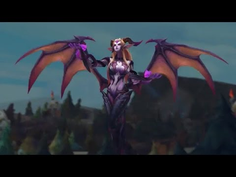 新造型登場: 弒龍壯士 趙信, 黑龍魔女 枷蘿