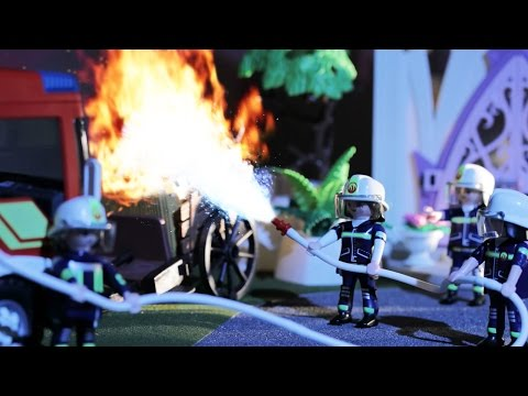 WIN a VIP family ticket to PLAYMOBIL and London Fire Brigade's anniversary launch party