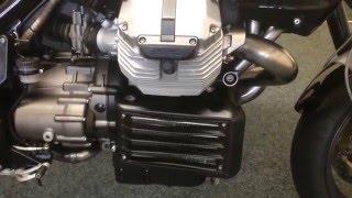 4. Moto Guzzi Griso-Bury Motorcycles
