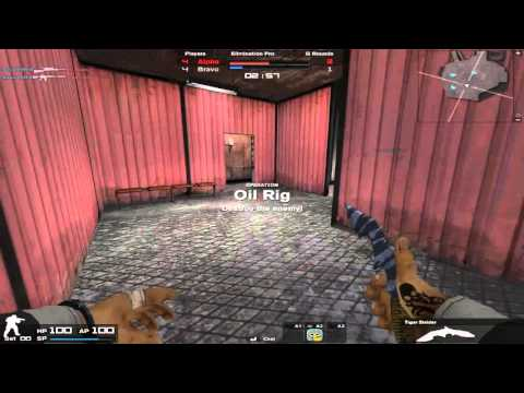 Infamous Squad VS Elite Hitman ( SinisteRR-P ) (видео)