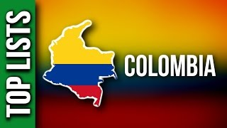 Colombia has a unique reputation in South America, above all as a narco-state but Colombia has a lot more to offer than just cocaine and drug lords and we ...