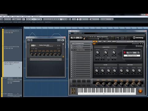 Cubase 7.5 – More instruments – tighter integration