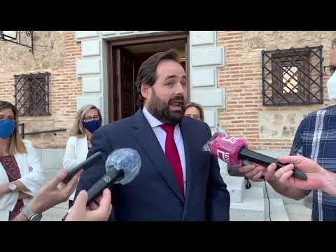 Núñez propone que al menos 70 colectivos de la sociedad civil de la región participen en la Comisión de Estudio sobre la gestión y los efectos del coronavirus en CLM