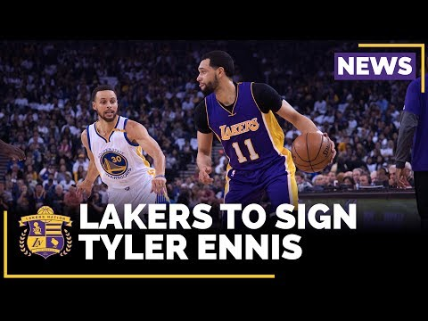 Video: Lakers Agree To Sign Tyler Ennis