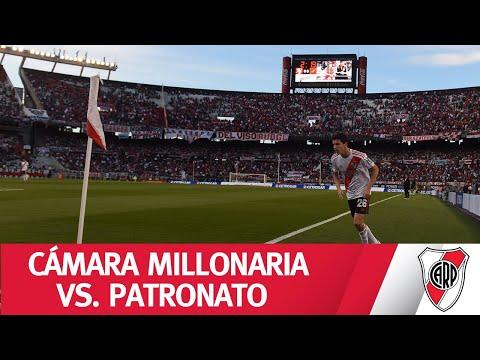 Cámara millonaria: mirá el triunfo de River frente a Patronato