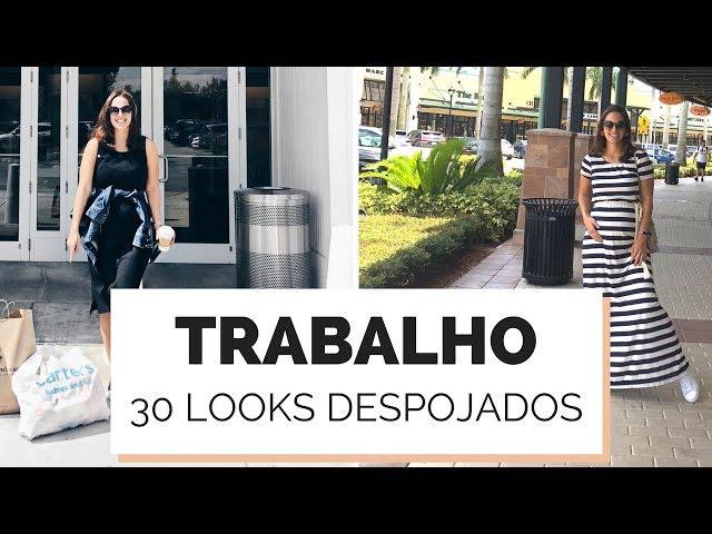 30 LOOKS PARA TRABALHO INFORMAL - Closet da Mari