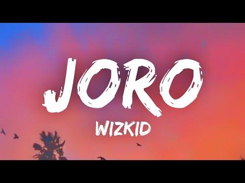 WizKid - Joro (sub español) lloro lloro lloro