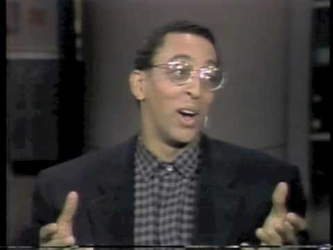Gregory Hines on Late Night, March 11, 1986