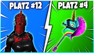 Video 🏆 TOP 15 DER BESTEN SKINS & ITEMS in Fortnite Battle Royale MP3, 3GP, MP4, WEBM, AVI, FLV Juli 2018