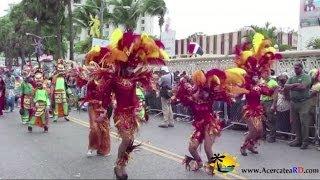 Carnaval Santo Domingo 2014, República Dominicana