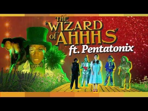 Tekst piosenki Pentatonix - The Wizard of Ahhhs  ft. Todrick Hall po polsku