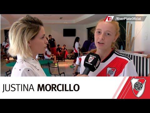 Justina Morcillo: