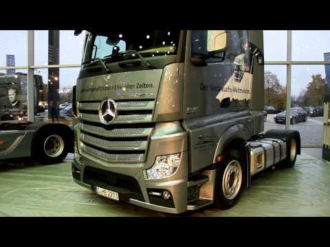 Mercedes Benz Niederlassung Stuttgart