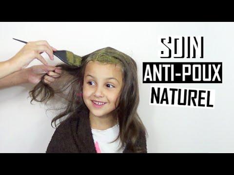 Soin ANTI-POUX naturel, facile et efficace !