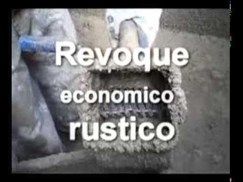 Hacer piso marmolina videos videos relacionados con for Paredes sin revocar