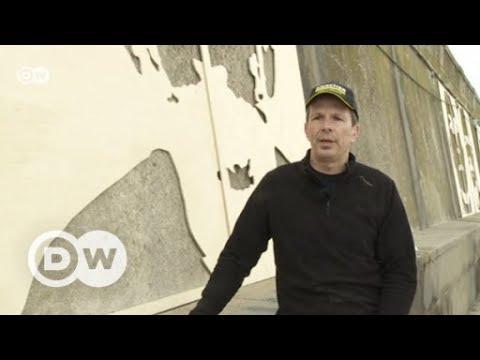Klaus Dauven: Kunst mit dem Hochdruckreiniger | DW Deut ...