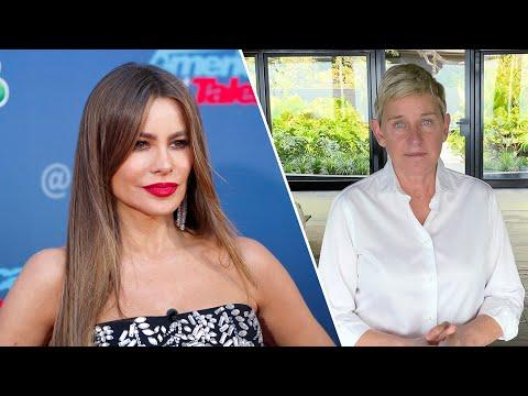 Sofia Vergara Defends Joke in 2015 Ellen Interview