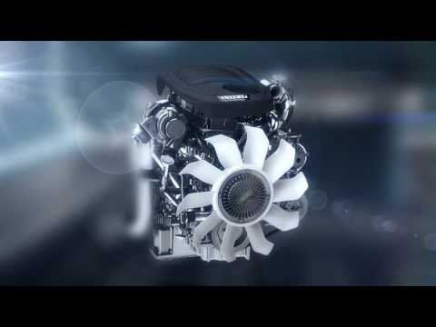 The new Isuzu D-Max RZ4E engine: Move with innovation