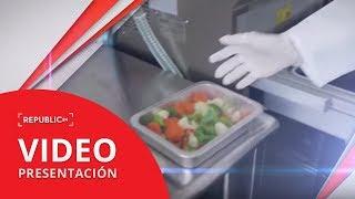 Safte - Presentación Audiovisual