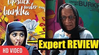 Watch Lalu Makhija Review On Lipstick Under My Burkha  Movie Review Company : ViralBollywood Entertainment Private LimitedWebsite : www.viralbollywood.comFacebook : https://www.facebook.com/viralbollywoodYoutube : https://www.youtube.com/viralbollywoodTwitter : https://www.twitter.com/viralbollywoodGoogle+ : http://google.com/+viralbollywoodInstagram : http://instagram.com/viralbollywood