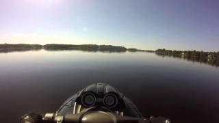 3. 2014 Yamaha FZR SVHO 85mph Speed Runs!