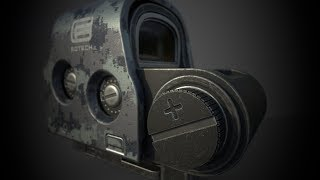 In this video we take a step-by-step approach to texturing of an asset in Substance Painter. This video is aimed at new users...