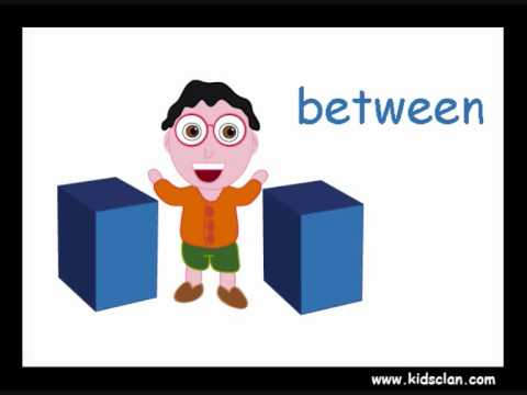 Prepositions of Place (KidsClanTube)