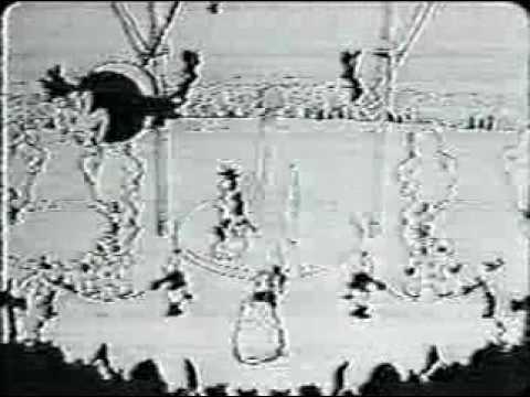 Walt Disney - 1927 - Alice's Circus Daze