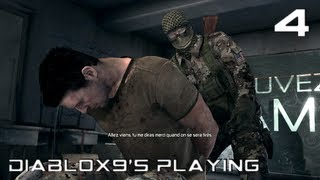 4 - Sam Fisher vs Hitman ! - Splinter Cell : Conviction - Diablox9's playing