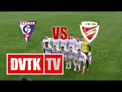 2020. január 18. | Górnik Zabrze - DVTK 1-1 (0-1)