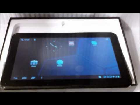 Envizen Tablet review