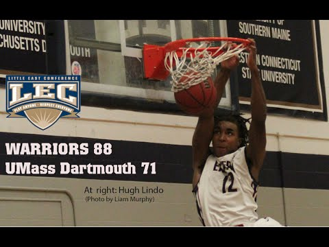 2-13-16 Men's Basketball Highlights vs. UMD
