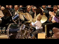 HD - The incredible moment three-year-old Russian drummer leads orchestra of adult musicians through Offenbach's Can-Can A three-year-old boy from Russia is making waves in the music world...
