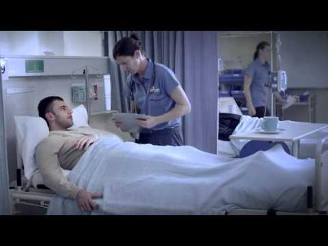 NSWNA Nurse To Patient Ratios TV Ad