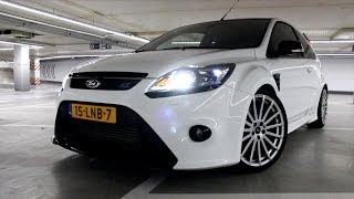 410HP Ford Focus RS by Mosselman Review | www.hartvoorautos.nl | English Subtitled