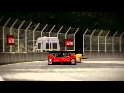 Oficjalny trailer gry Test Drive Ferrari Racing Legends