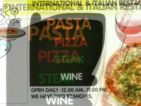 ggS Pizza Phuket,Thailand.Italian Restaurant Phuket