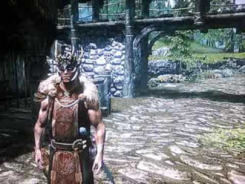 how to keep the jagged crown in skyrim