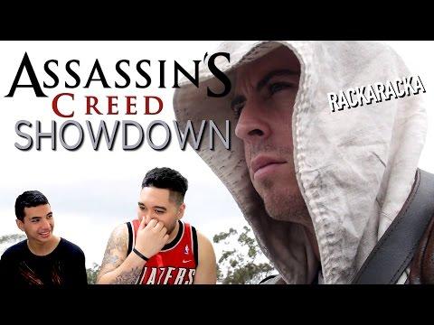 Assassin's Creed Showdown REACTION!!!