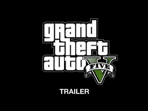 Grand Theft Auto 5 Trailer 