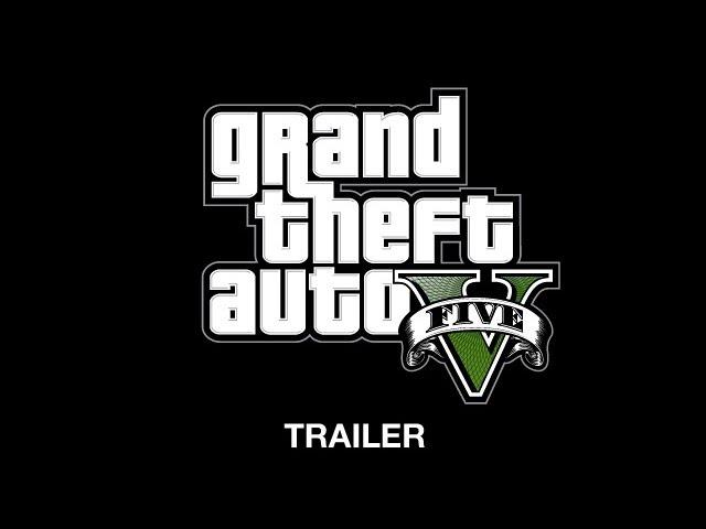 Видео к игре Grand Theft Auto V