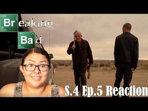 """Breaking Bad S.4 Ep.5 - """"Shotgun"""" Reaction"""