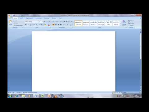 how to recover documents in word 2007