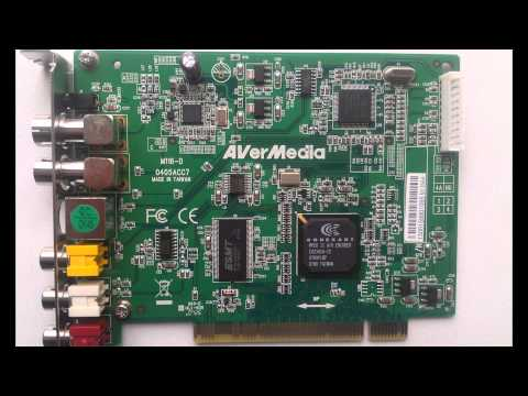 Тюнер ТВ AverMedia MCE 116 PLUS, PCI обзор и распаковка