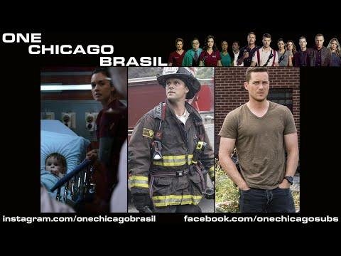 One Chicago - Promo EP 6 de Chicago Med, Chicago Fire e Chicago PD.  (30/10/2019)