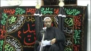 Sheikh Abbas Ismail (ENGLISH) :: 2nd Muharram 1436 :: 26th Oct 2014 :: Bandra Khoja Masjid Mumbai