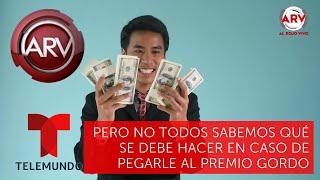 7 Cosas Que Debes Hacer Si Te Ganas La Lotería   Al Rojo Vivo