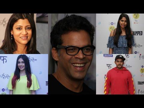 "The Jio Mami Film Club With Adah Sharma ,Konkona Sen Sharma & Many Star's For Film ""Trapped"""