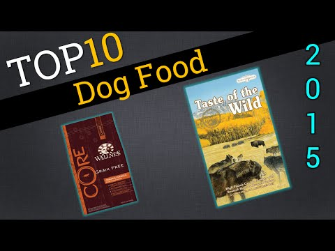 Top 10 Dog Food 2015 | Compare The Best Dog Food